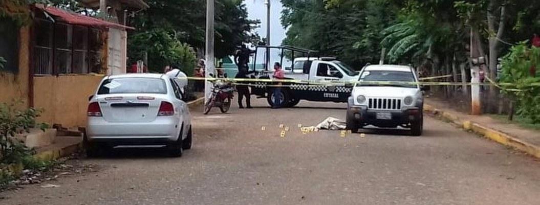 Grupo de sicarios mata a pastor evangélico y líder taxista