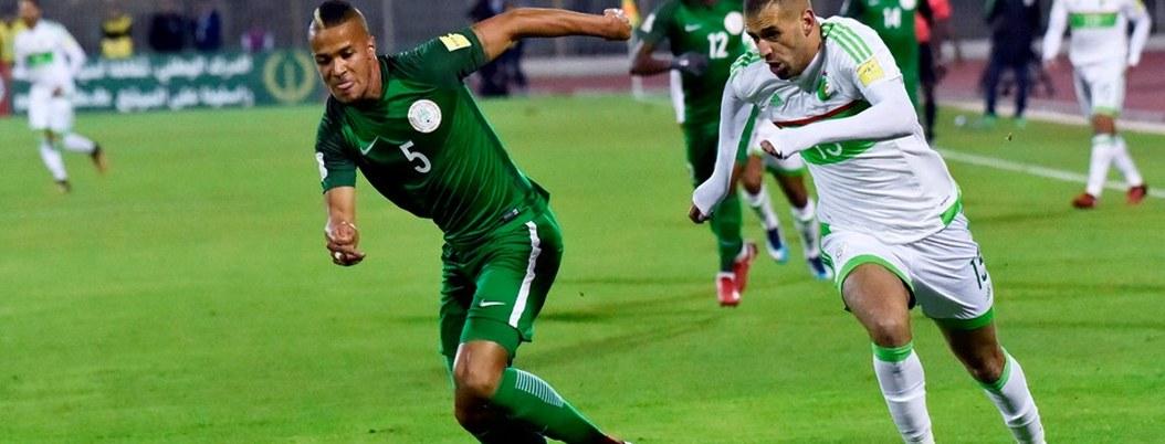 FIFA sanciona a Nigeria por partido eliminatoria africana