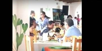 VIDEO| alcalde de Acapulco celebra la violenciabailando cumbias 5