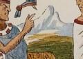 Arqueólogos buscan restos de tres gobernantes mexicas 9