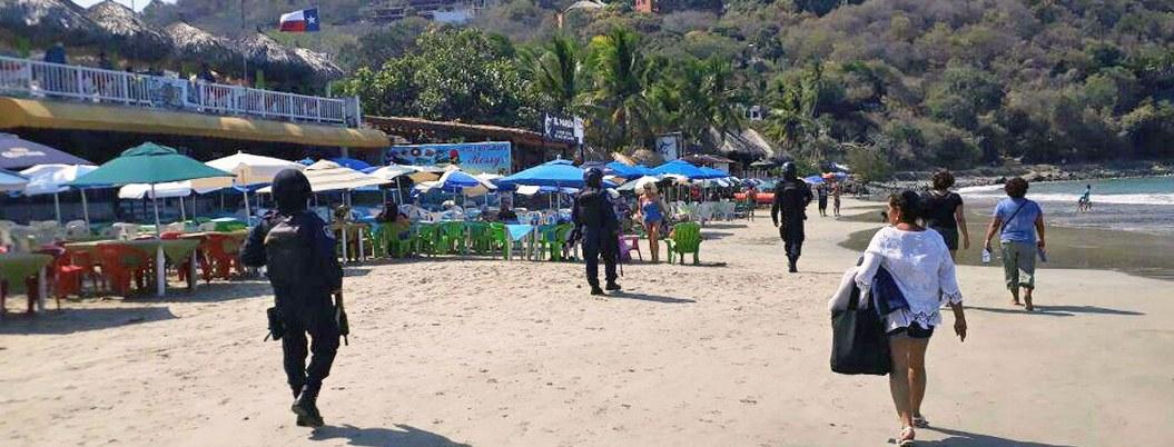 Despliegan operativo de seguridad en las 7 regiones de Guerrero 3