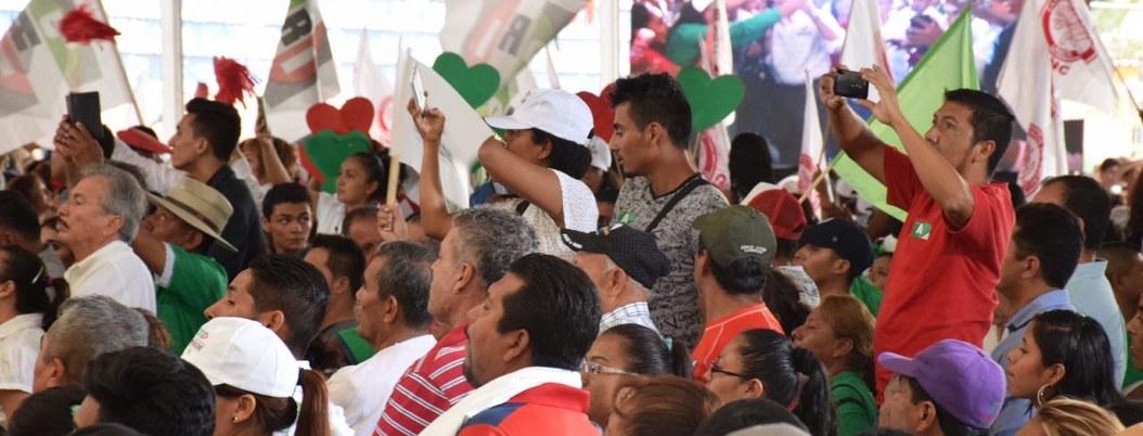 Morena pondrá queja contra funcionarios que fueron a mitin de Meade 1