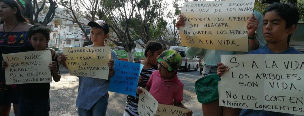 Tercer día de protestas por ciclovía; exigen conocer el proyecto 2
