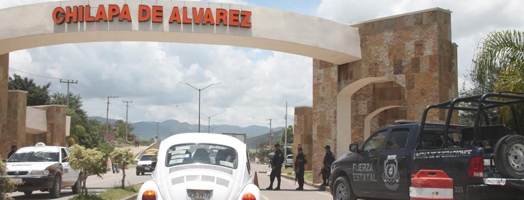 Matan a diez integrantes de un grupo musical en Chilapa de Álvarez