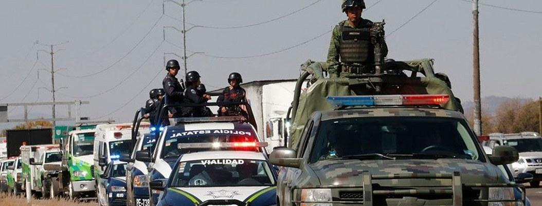 Fuerzas federales toman seguridad de plazas comerciales de Cuernavaca