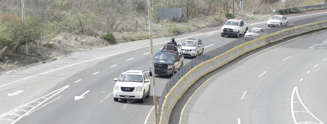 Vigilancia en carreteras