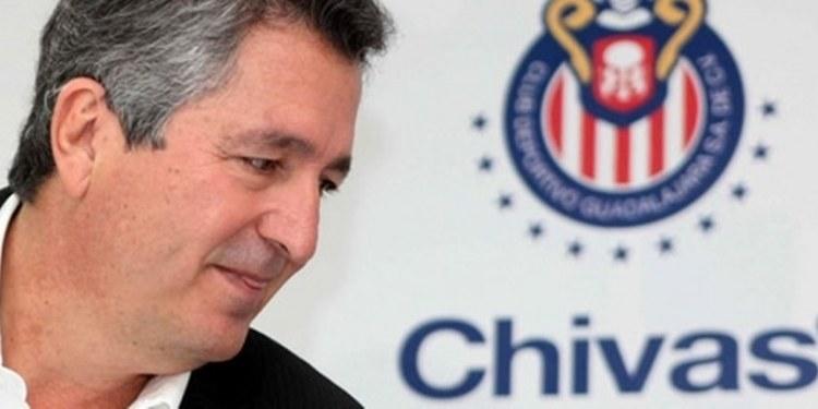 Chivas no se vende: Jorge Vergara 1