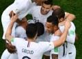 Francia le gana Urugay 2 goles a 0; clasifica a semifinal 6