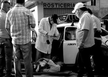 Asesinan a balazos a taxista en La Garita, Acapulco 6