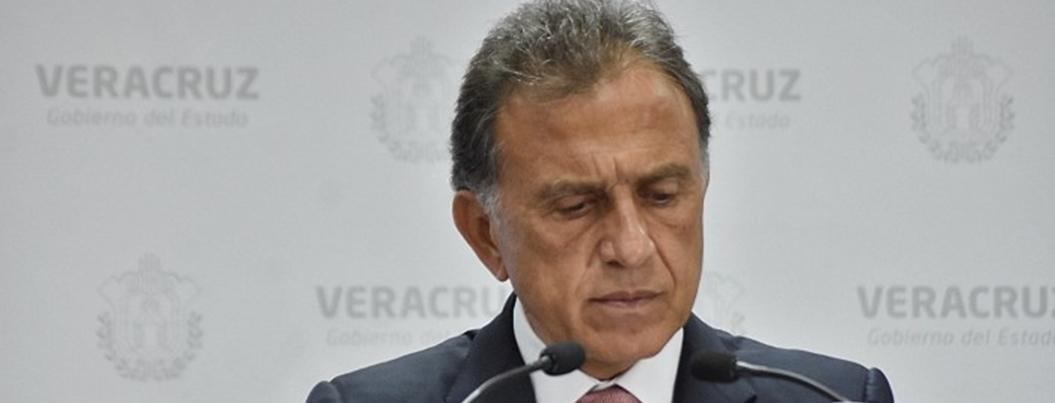 Yunes rechaza que Javier Duarte pueda salir de la cárcel