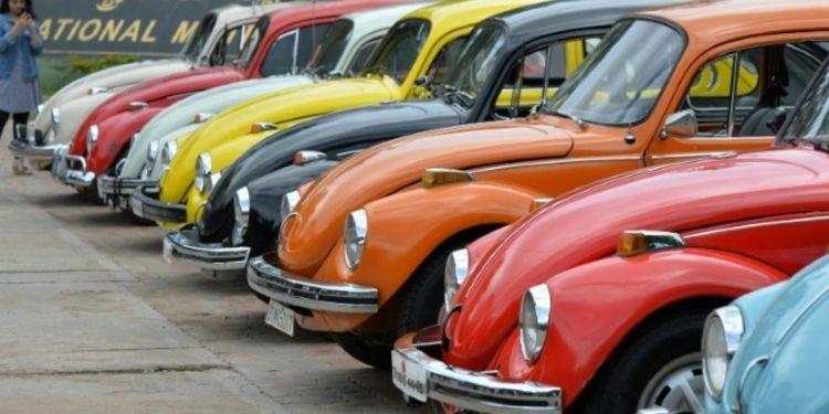 """""""Escarabajo"""" de Volkswagen pasará a ser leyenda en 2019 1"""