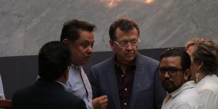 PRI sabotea repartición de comisiones en Congreso de Guerrero 1