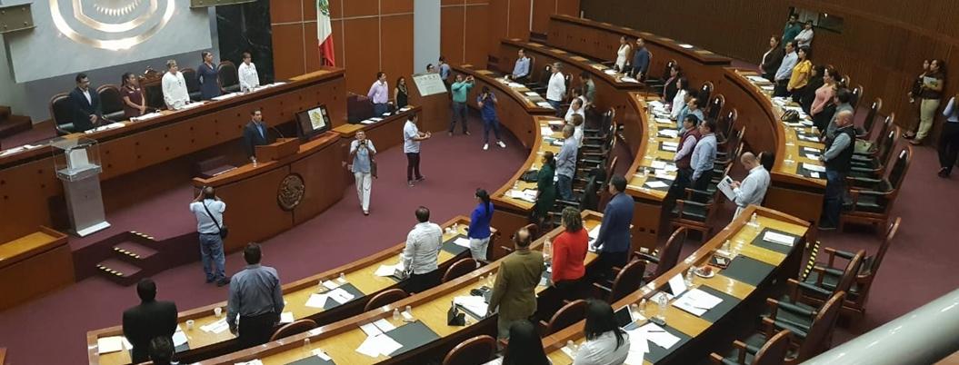 SUSPEG rechaza que cobren aviadores en el Congreso de Guerrero