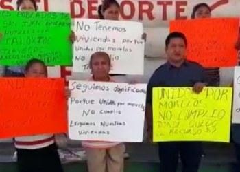 Fideicomiso de Graco defraudó a damnificados de Ayala 1