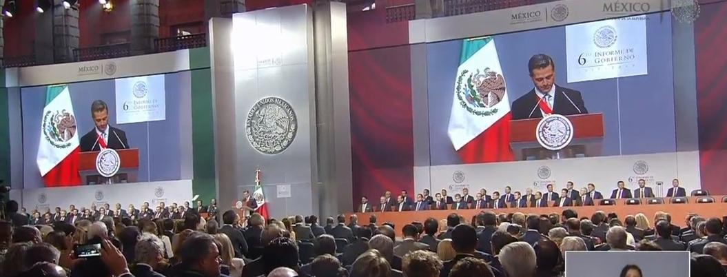 EPN aún espera resultados positivos de sus reformas estructurales