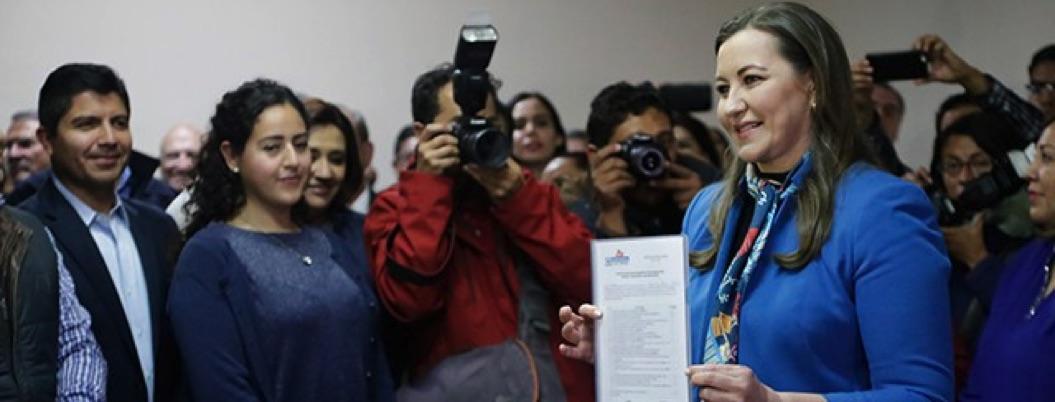 Magistrado señala que no hay certeza de triunfo de PAN en Puebla