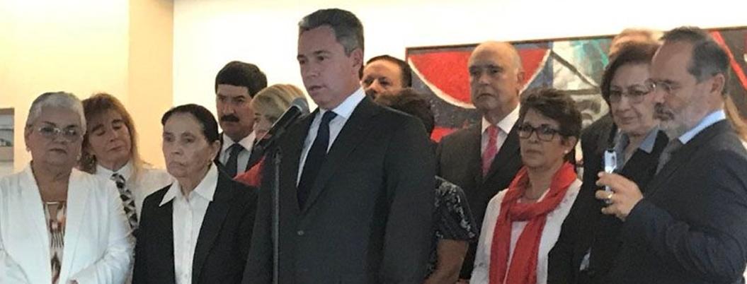 Hijo de Gómez Morín busca rescatar al PAN