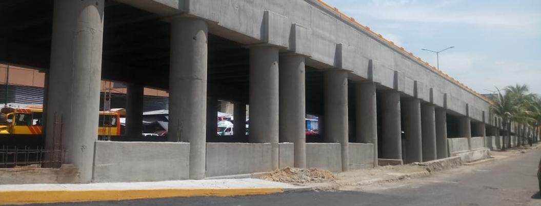 Inauguran millonario Puente Elevado con deficiencias