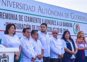 Saldaña llama a la unidad al inaugurar ciclo escolar 2018-2019 3