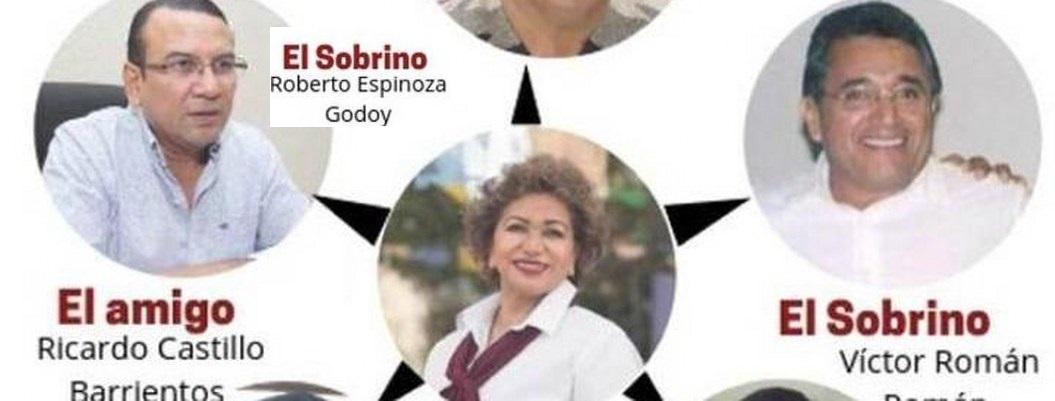 Morena, gobierno de familiares y amigos en Acapulco