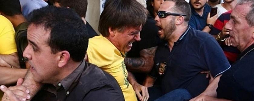 """Apuñalan a candidato brasileño; """" nunca le hice daño a nadie"""", asegura"""