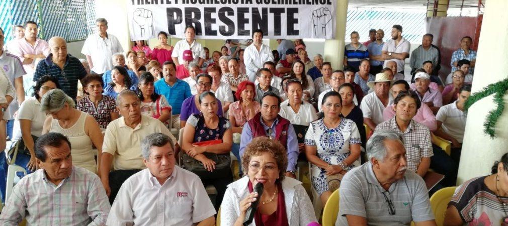 Adela Román hereda un gobierno podrido a Abelina López; no hay futuro para Acapulco 2