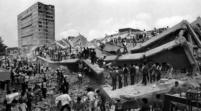 """""""El día de la unión"""", película que recuerda el terremoto del 85 1"""
