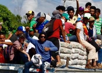 CDMX se prepara para recibir a la Carvana Migrante 8