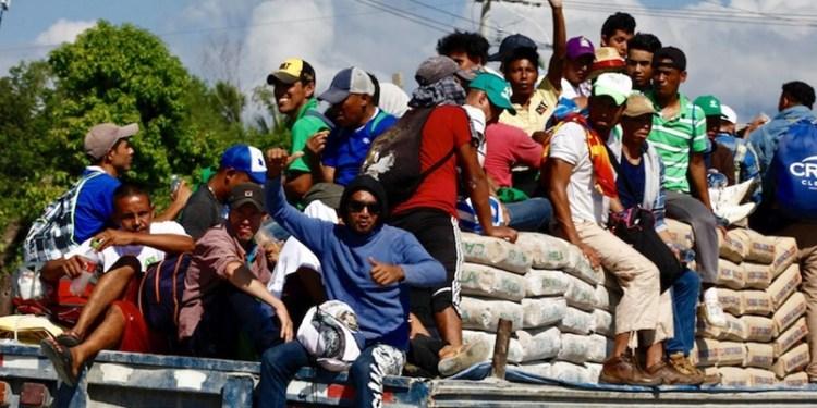 CDMX se prepara para recibir a la Carvana Migrante 1