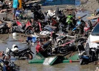 Salta a mil 234 cifra de muertos tras terremoto y tsunami en Indonesia 1
