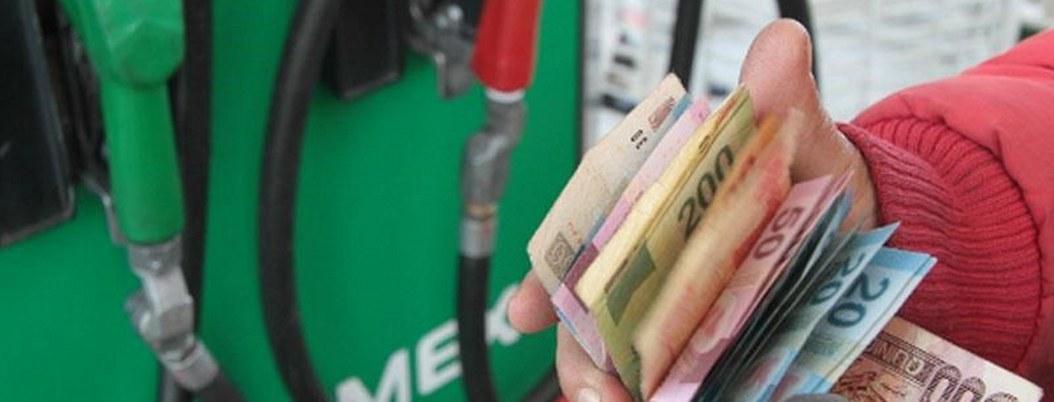 Hacienda elimina subsidio a la gasolina; usuarios pagarán más por litro