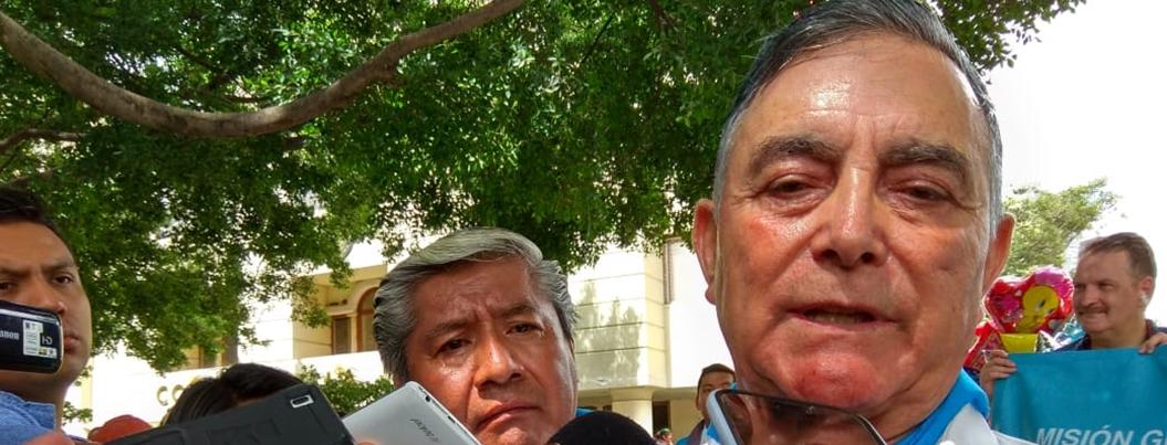 Obispo Rangel alerta sobre incremento de violencia en Chilpancingo