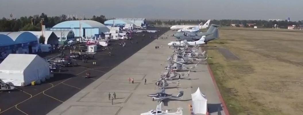 Otorga tribunal otra suspensión al aeropuerto de Santa Lucía