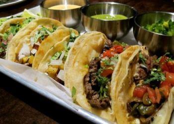 El taco, un platillo que ha conquistado a todo el mundo: chef 1