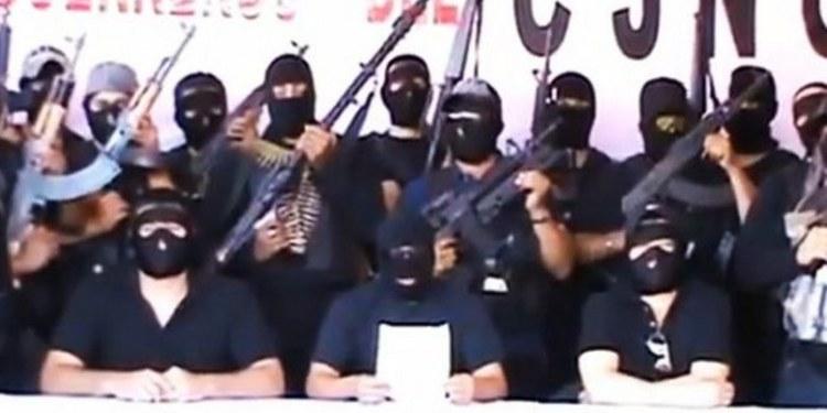 """El CJNG, """"un catastrófico rastro de destrucción humana y física en México"""", advierte E.U 1"""