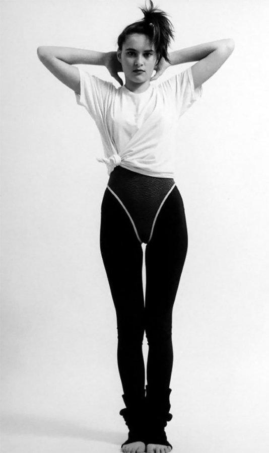 Fotografías de una jovial Melania Trump cuando tenía 16 años 1