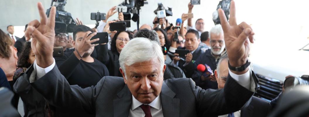Transición, una probadita de las prisas de AMLO por cambiar a México