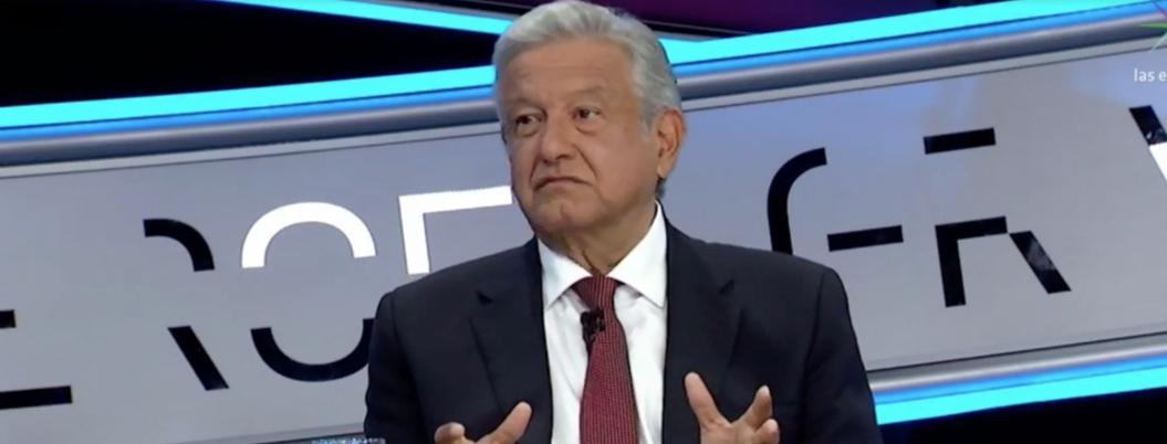 """AMLO afirma que el PRI """"es el papá de los fraudes electorales"""""""