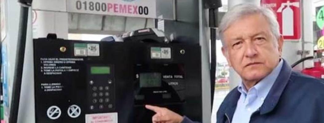 Empresarios rechazan que AMLO meta las manos en precios de combustibles