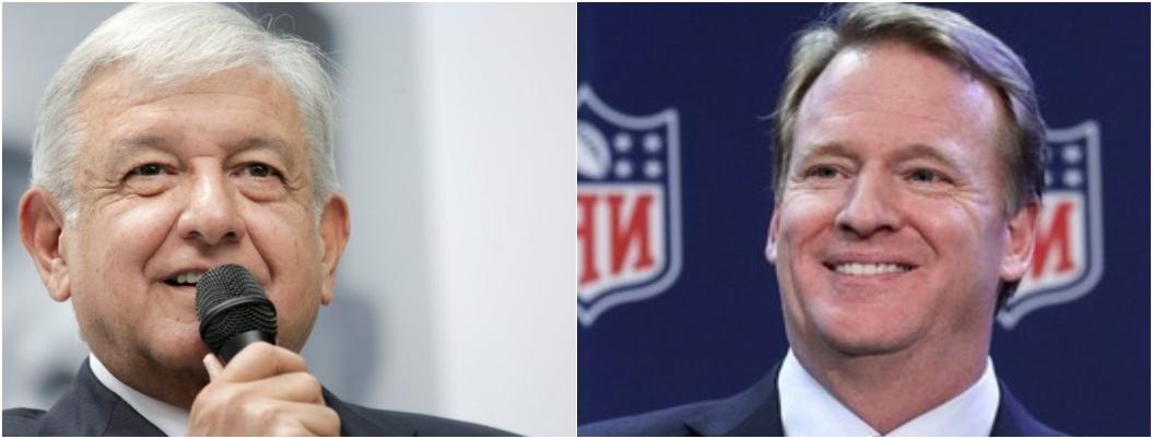 SRE reconoce que regreso de NFL a México fue gracias a AMLO