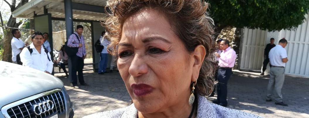 """""""Astudillo tomó la batuta para negociar con AMLO presupuesto"""": Adela"""