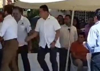 """Alcalde se desmaya y dice que """"hay presidente para rato"""" en Quintana Roo 1"""