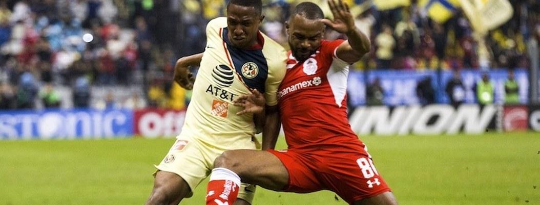 Toluca recibe a América en cuartos de final de ida de la Liga MX