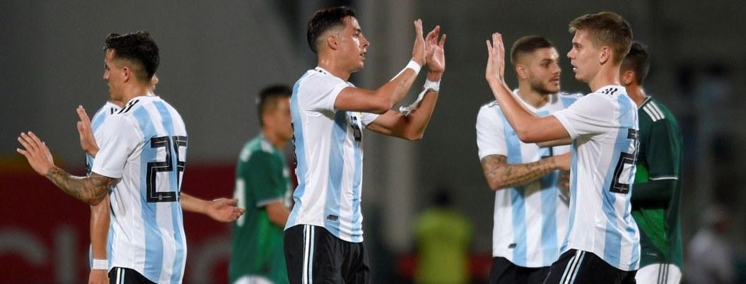 Argentina se prepara para ganarle nuevamente a México