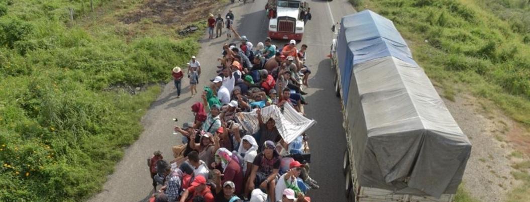 Estiman que Caravana del Diablo tendrá 8 mil migrantes