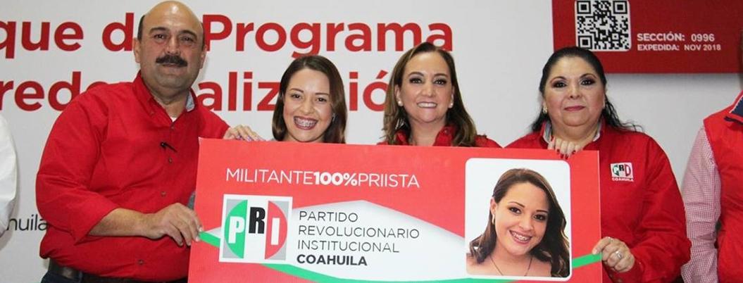 """""""Combatiremos los excesos autoritarios de AMLO"""": PRI"""