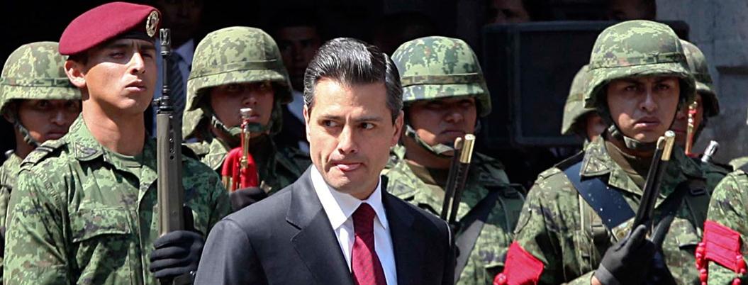 EPN sale a defender su Ley de Seguridad Interior tumbada por la SCJN