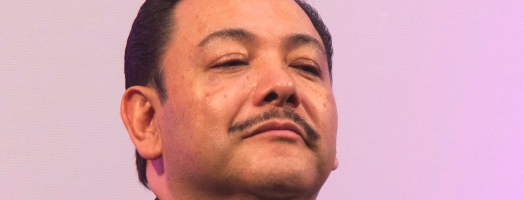 Héctor Serrano abandona el barco hundido llamado PRD