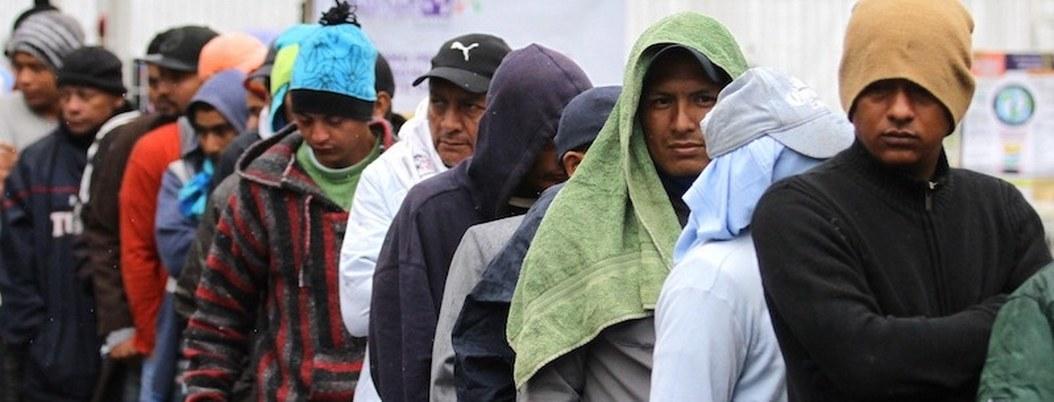 Ebrard rechaza deportación masiva de migrantes en México