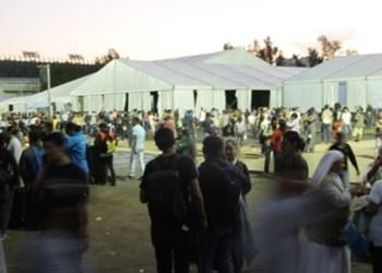 Caravana Migrante se despide de la CDMX y se dirige hacia Querétaro 5